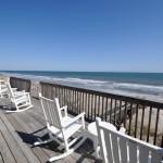 beach retreat view